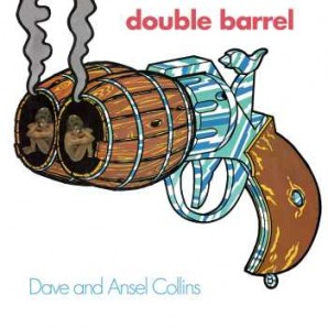 Collins, Dave & Ansel 'Double Barrel'  LP
