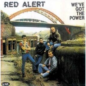 Red Alert 'We've Got The Power'  CD