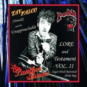 Falco, Tav & Panther Burns 'Lore & Testament Vol.2'  2-CD