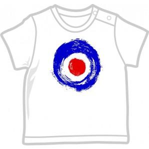 Baby Shirt 'Brushed Target' 5 sizes