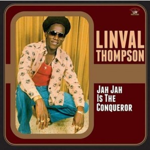 Thompson, Linval 'Jah Jah Is The Conqueror'  CD