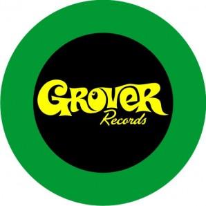 free for orders over  50 €: fridge magnet 'Grover Records'