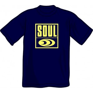 free for orders over 150 €: T-Shirt 'Soul Records' all sizes