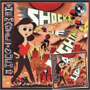 Magic Touch 'Shocks Of Lightning'  LP