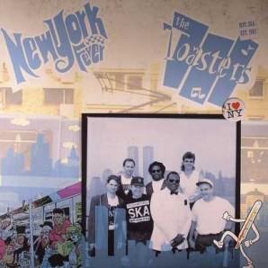 Toasters 'New York Fever'  LP ltd. colour vinyl