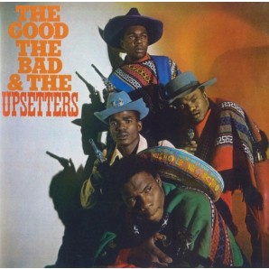 Upsetters 'The Good, The Bad And The Upsetters' LP orange vinyl