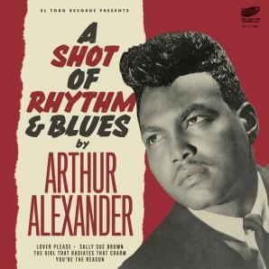 "Alexander, Arthur 'A Shot Of Rhythm And Blues EP' 7"""