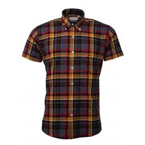 Relco Button Down Short Sleeved Shirt 'CK46', sizes S - L, XXL, 3XL