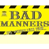 Poster - Bad Manners 'The Weight Loss Tour'