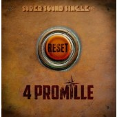 """4 Promille 'Reset'  12"""" EP + MP3"""