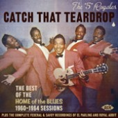 5 Royales 'Catch That Teardrop'  CD