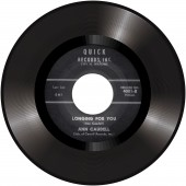 Caudell, Ann 'Longing For You' + 'I'm Starry Eyed' 7""