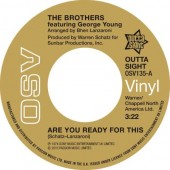 """Brothers 'Are You Ready For This' + Trumains 'Ripe For The Pickin''  7"""""""