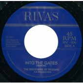 """Brothers Of Reggae 'Into The Gates + Sweet Like You'  7"""" *Aggrolites*Roger Rivas*"""