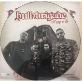 "Bull Brigade 'Way Of Life' 7"" picture disc"