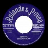 "Drummond, Don 'Scandal' + Blues Blasters 'Shuffling Jug'  7"""