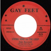 """Bennett, Jo Jo 'Living Soul aka The Loup' + Leslie Butler &  Count Ossie's Drums 'Gay Drums'  7"""""""