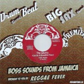 """Austin, Peter 'The Ghetto (Can Be A Beautiful Place)' + Stud All Stars 'The Ghetto Dub'  7"""""""