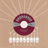 "Slackers 'Wrongful Suspicion' + 'The Noose'  7"" red marbled vinyl"