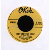 Billy La Mont 'Country Boy' + 'Can't Make It By Myself'  7""