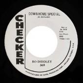 "Diddley, Bo 'Down Home Special' + 'Mumblin' Guitar'  7"""