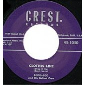 Boogaloo 'Cops & Robbers' + 'Clothes Line'  7""