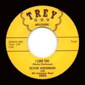 Anderson, Elton 'I Love You' + Ray Gerdsen 'Fatty Hattie'  7""