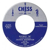 Brenston, Jackie 'Rocket '88'' + 'Come Back Where You Belong'  7""