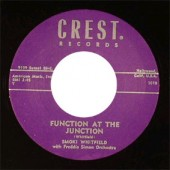 """Whitfield, Smoki 'Function At The Junction' + 'Take The Hint'  7"""""""