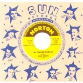 Burgess, Sonny 'We Wanna Boogie'  7""