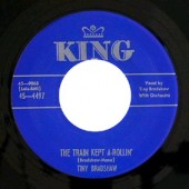 Bradshaw, Tiny 'The Train Kept A-Rollin' + 'Knockin' Blues'  7""