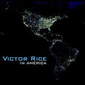 Rice, Victor 'In America'  CD