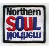 patch 'Northern Soul Mirror'