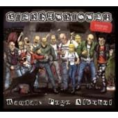 Bierpatrioten 'Randale Pogo Alkohol + Live 2011'  CD + DVD