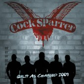 Cock Sparrer 'Guilty As Charged 2009'  CD