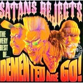 Demented Are Go 'Satans Rejects - The Very Best Of...'  CD