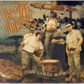 Frantic Flintstones 'Psycho Samba My Way'  CD