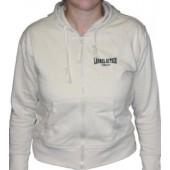girlie zip hoodie 'Laurel Aitken' size small
