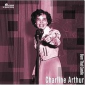 Arthur, Charline 'Burn That Candle'  LP
