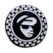 pin '2 Tone Small Head'