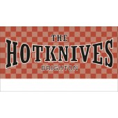 Poster - Hotknives / Brighton