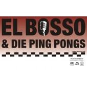 Poster - El Bosso & Die Ping Pongs