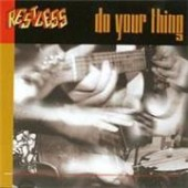 Restless 'Do Your Thing'  CD