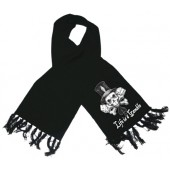 scarf 'Life Is A Gamble'