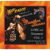 Falco, Tav & Panther Burns 'Behind The Magnolia Curtain + Blow Your Top'  CD