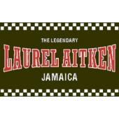 PVC sticker 'Laurel Aitken - angular'