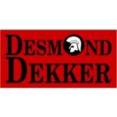PVC sticker 'Desmond Dekker - angular'