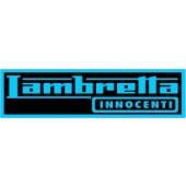 PVC sticker 'Lambretta'