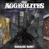 Aggrolites 'Reggae Now! Tour Edition' LP ltd. blood red Vinyl
