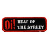 patch 'Oi! Beat Of The Street'